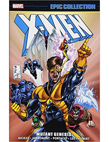 X-men Epic Collection: Mutant Genesis
