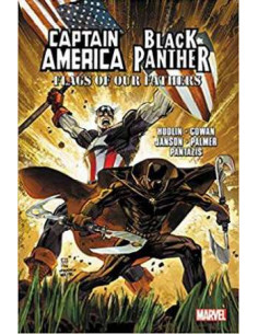 Captain America/black Panther