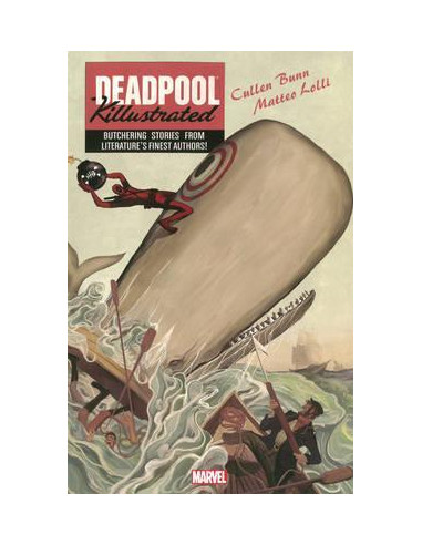 Deadpool Killustrated