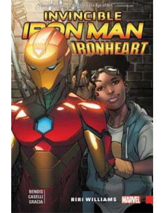 Invincible Iron Man: Ironheart Vol. 1 - Riri Williams