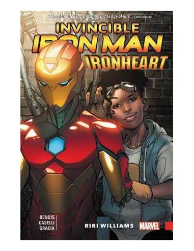 Invincible Iron Man: Ironheart Vol. 1 - Riri Williams