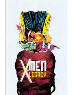 Legion: X-men Legacy Vol. 1 - Prodigal