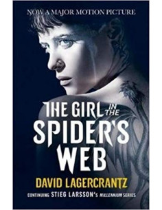 The Girl in the Spider's Web : Film Tie-in