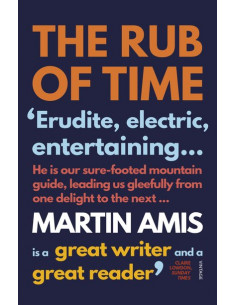 The Rub of Time : Bellow, Nabokov, Hitchens, Travolta, Trump. Essays and Reportage, 1994-2016