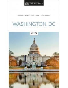 DK Eyewitness Travel Guide Washington, DC : 2019