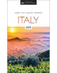 DK Eyewitness Travel Guide Italy : 2019