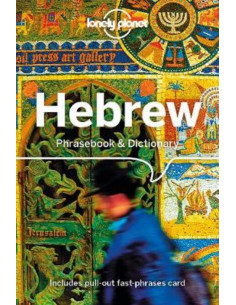 Lonely Planet Hebrew...