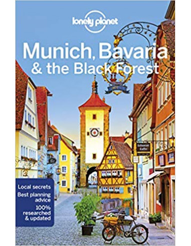 Lonely Planet Munich, Bavaria & the...