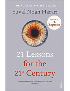 21 Lessons for the 21st...