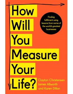How Will You Measure Your...