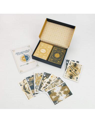 Illuminated Playing Card Set