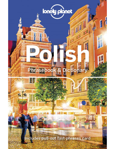Lonely Planet Polish Phrasebook &...
