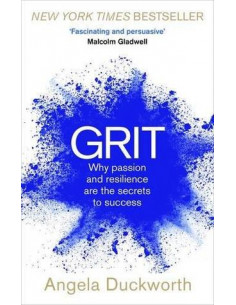 Grit. Why passion and...