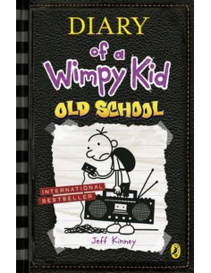 Diary of a Wimpy Kid: Old...