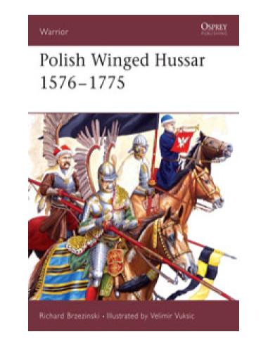Polish Winged Hussar 1556-1775