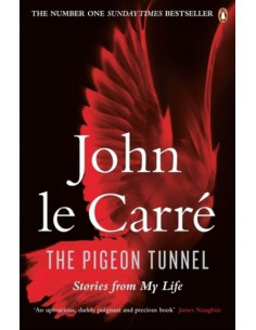 The Pigeon Tunnel : Stories...