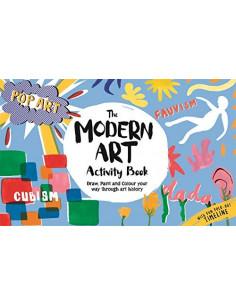 The Modern Art Activity Book