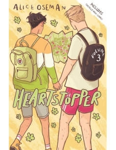 Heartstopper Volume Three