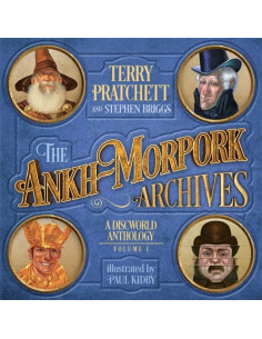 The Ankh-Morpork Archives:...