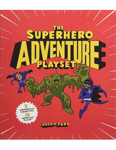 The Superhero Adventure...