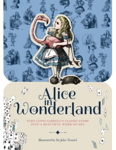 Paperscapes: Alice in...