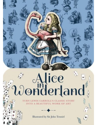 Paperscapes: Alice in Wonderland :...
