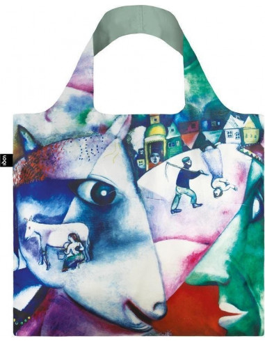Bag Torba Marc Chagall  I and the...