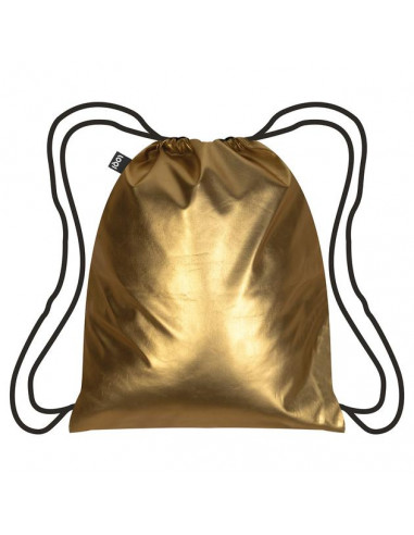 Plecak Metallic Gold