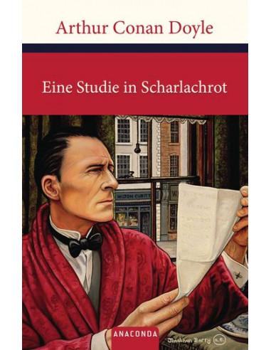Eine Studie in Scharlachrot (Sherlock...