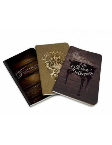 Harry Potter: Diagon Alley Pocket...
