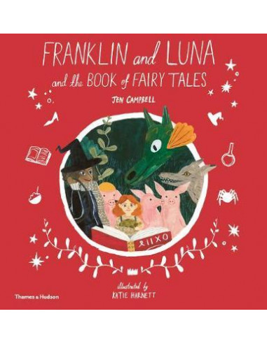 Franklin and Luna and the Book of...