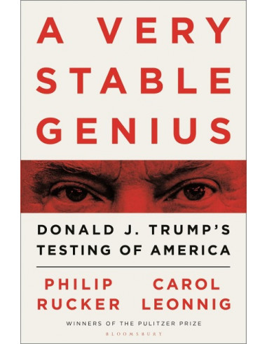A Very Stable Genius : Donald J....
