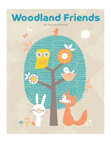 Woodland Friends : Pull-out Prints
