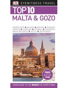 DK Eyewitness Top 10 Malta...
