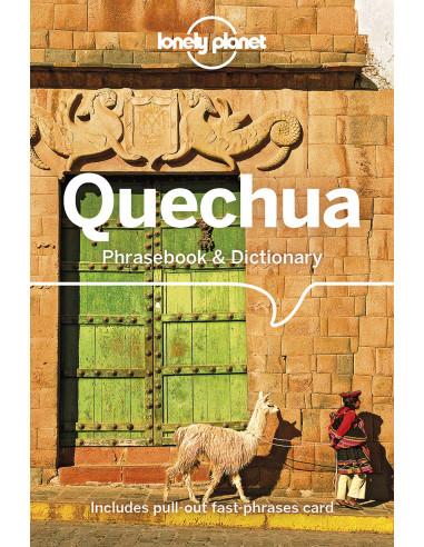 Lonely Planet Quechua Phrasebook &...