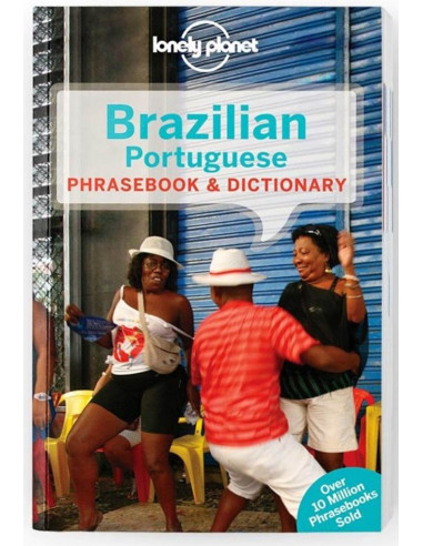 Lonely Planet Brazilian Portuguese...
