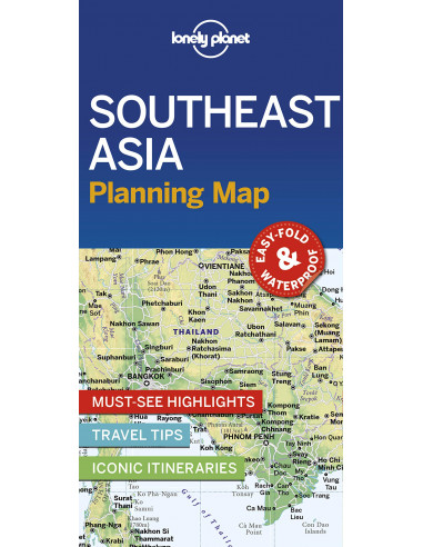 Lonely Planet Southeast Asia Planning...