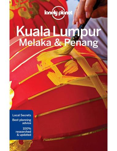 Lonely Planet Kuala Lumpur, Melaka &...