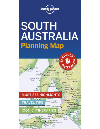 Lonely Planet South Australia...