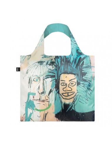 Torba Jean-Michel Basquiat  Andy Warhol