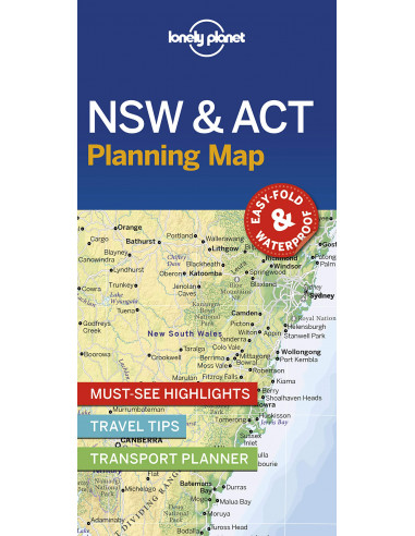 Lonely Planet New South Wales & ACT...
