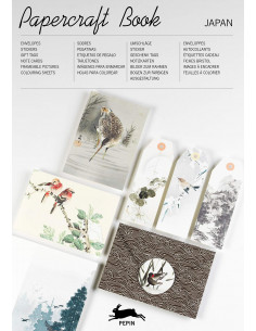 Papercraft Book : Japan