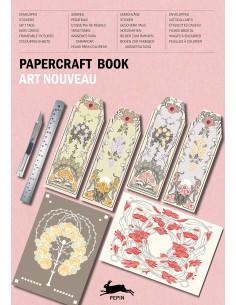 Papercraft Book : Art Nouveau