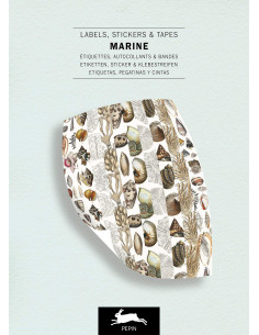 Label & Sticker Book : Marine