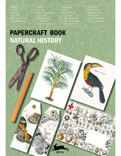Papercraft Book : Natural...