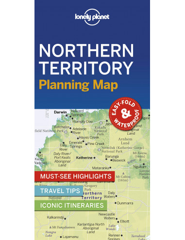 Lonely Planet Northern Territory...