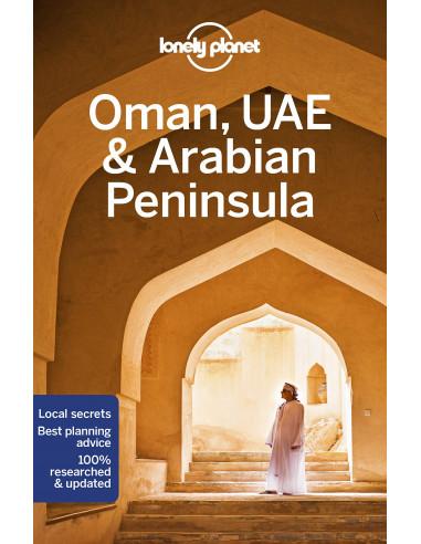 Lonely Planet Oman, UAE & Arabian...