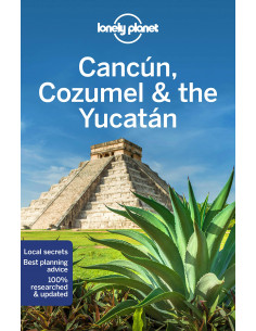 Lonely Planet Cancun,...