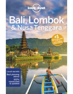 Lonely Planet Bali, Lombok...