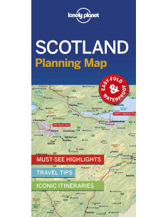 Lonely Planet Scotland...